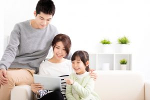 Parenting styles and family structures